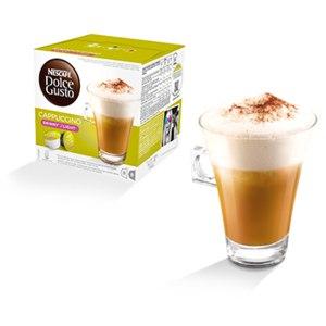 КАПСУЛЫ для кофе-машин с капсульной системой Dolce Gusto Капучино Skinny (низкокалорийный)  фото