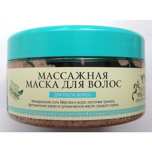 Маска для волос Planeta Organica  Массажная (для роста волос) фото