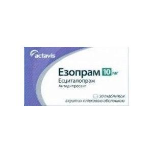 Эзопрам отзывы людей которые принимали препарат при всд