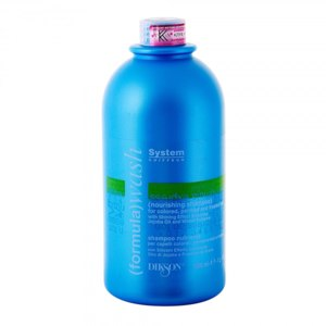 Шампунь Dikson Питательный, для ухода за окрашенными и поврежденными волосами Nourishing Shampoo фото