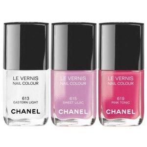 Лак для ногтей Chanel Reflets d'Été - Summer 2014 фото