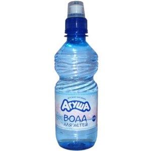 Вода Агуша  фото