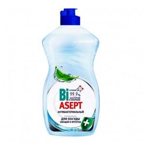 Средство для мытья посуды Biasept Антибактериальный для посуды, овощей и фруктов  фото