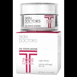 Ночной крем сужающий поры Skin Doctors T-zone Control No More Pores фото