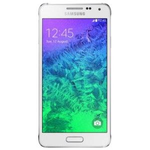 Мобильный телефон Samsung Galaxy Alpha фото