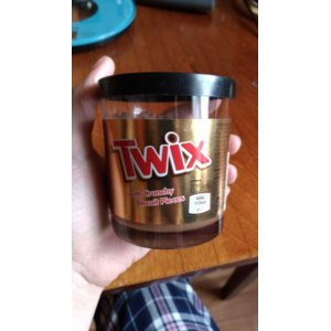 Шоколадная паста TWIX Spread фото
