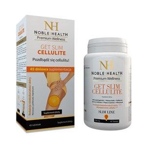 БАД для похудения Noble Health Get Slim Cellulite фото