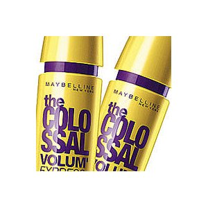 Тушь для ресниц MAYBELLINE Colossal Volum Express фото