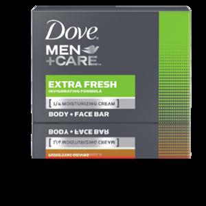 Мыло  Dove Man+Care Экстра свежесть фото