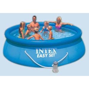 Надувной бассейн Intex Easy set 56412 457x91 фото