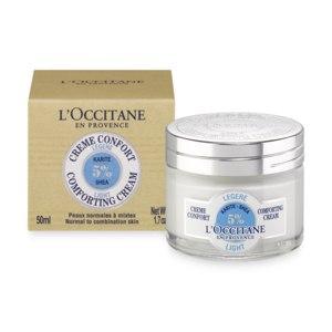 Крем для лица L`Occitane Легкий комфорт Карите фото