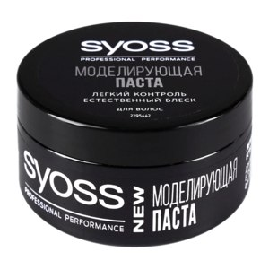 Моделирующая паста для волос SYOSS  фото