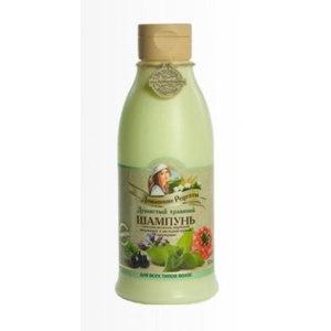 Шампунь Домашние рецепты Душистый травяной для всех типов волос фото