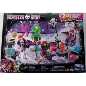 Адвент календарь Mega Bloks Monster High фото