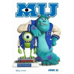 Университет Монстров / Monsters University фото