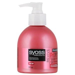 Маска для волос SYOSS Supreme selection Revive Фиксация Цвета фото