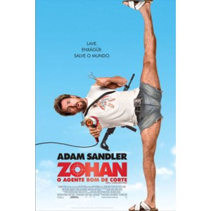 Не шутите с Zoханом! / You Don't Mess with the Zohan фото