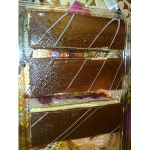 Пирожное  От Палыча Ламбада карибика фото