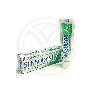 Зубная паста Sensodyne F фото