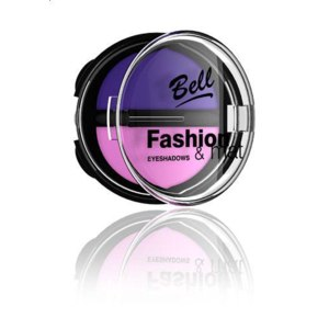 Тени для век Bell Fashion eyeshadows & mat фото