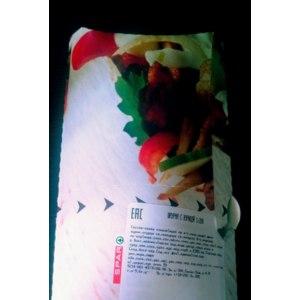 Полуфабрикаты SPAR Шаурма с курицей фото