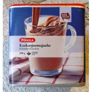 Какао - порошок Pirkka  фото