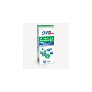 Шампунь Аптека 911 Твинс Тэк Витаминный шампунь фото