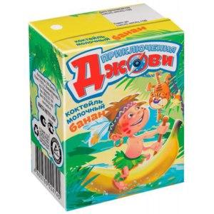 Молочный коктейль Приключения Джови Банан фото
