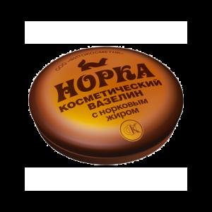 Вазелин Косметический ФИТОкосметик  НОРКА (С норковым жиром) фото
