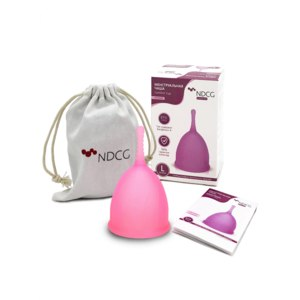 Менструальная чаша NDCG Comfort Cup фото