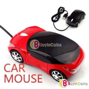 Компьютерная мышь Car Автомобиль фото