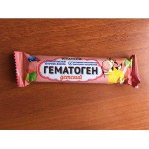 Гематоген Vitateka Детский фото
