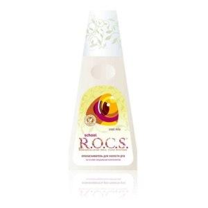 Ополаскиватель для полости рта R.O.C.S. Кола и лимон фото