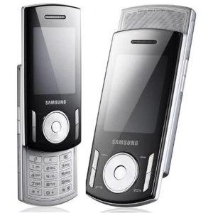 Samsung SGH-F400 фото