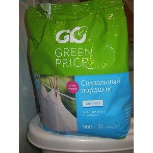 Стиральный порошок Green price GP фото