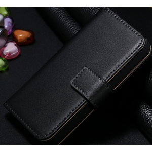 Чехол для смартфона Aliexpress 2015 New Luxury Retro 100% Real Leather Case for iphone 4 4S 4G Wallet Stand Mobile Phone Accessories Bags Cover for iphone4 фото