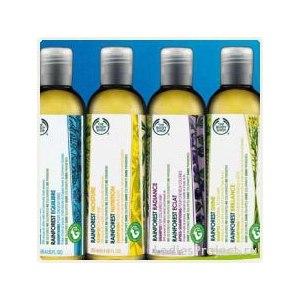 Шампунь The body shop Rainforest Oil Balance Shampoo фото