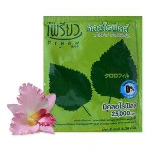 БАД Preaw Brand Тайский хлорофилл фото