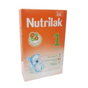Смесь молочная сухая адаптированная Нутрилак 1 с рождения фото