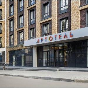 1 Арт Отель 4*, Россия, Москва фото