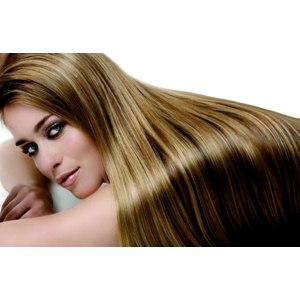 Глубокое кондиционирование волос - шайнинг фото