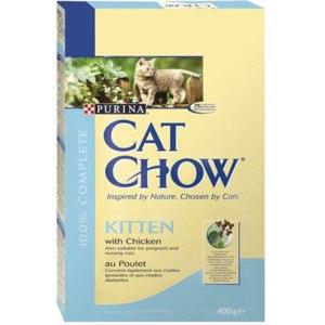 Корм CAT CHOW фото