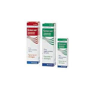 Средства д/лечения простуды и гриппа  КСИМЕЛИН (КСИЛОМЕТАЗОЛИН 0,1%) фото