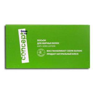 Лосьон для жирных волос Concept Anti-Seboблеск — отзыв