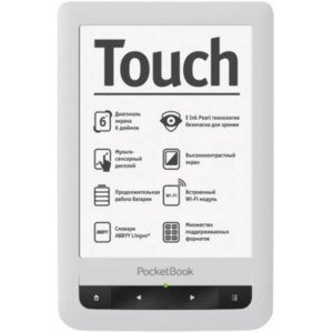 Электронная книга PocketBook Touch 622 фото
