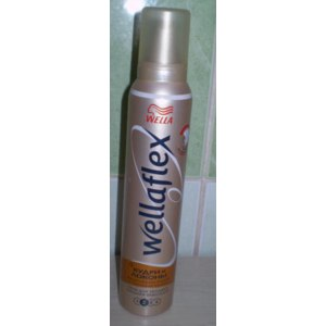 Пена для укладки волос Wella Wellaflex кудри и локоны фото