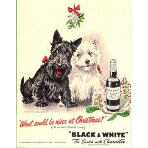 Виски Black & White  фото