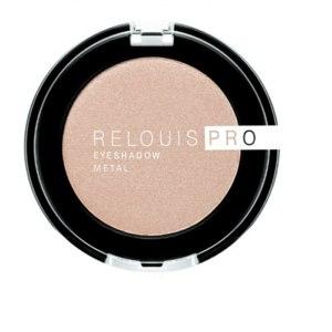 Тени для век Relouis / Релуи Relouis PRO Eyeshadow metal фото