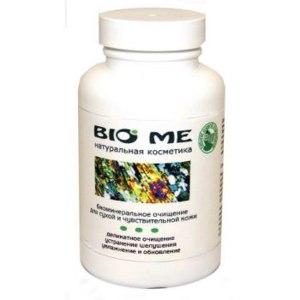 Биоминеральное очищение Bio Me для сухой и чувствительной кожи фото