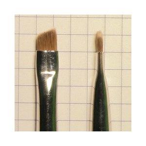 Кисть DIVAGE для создания контуров, нанесения оттенков или придания формы глазам или бровям фото